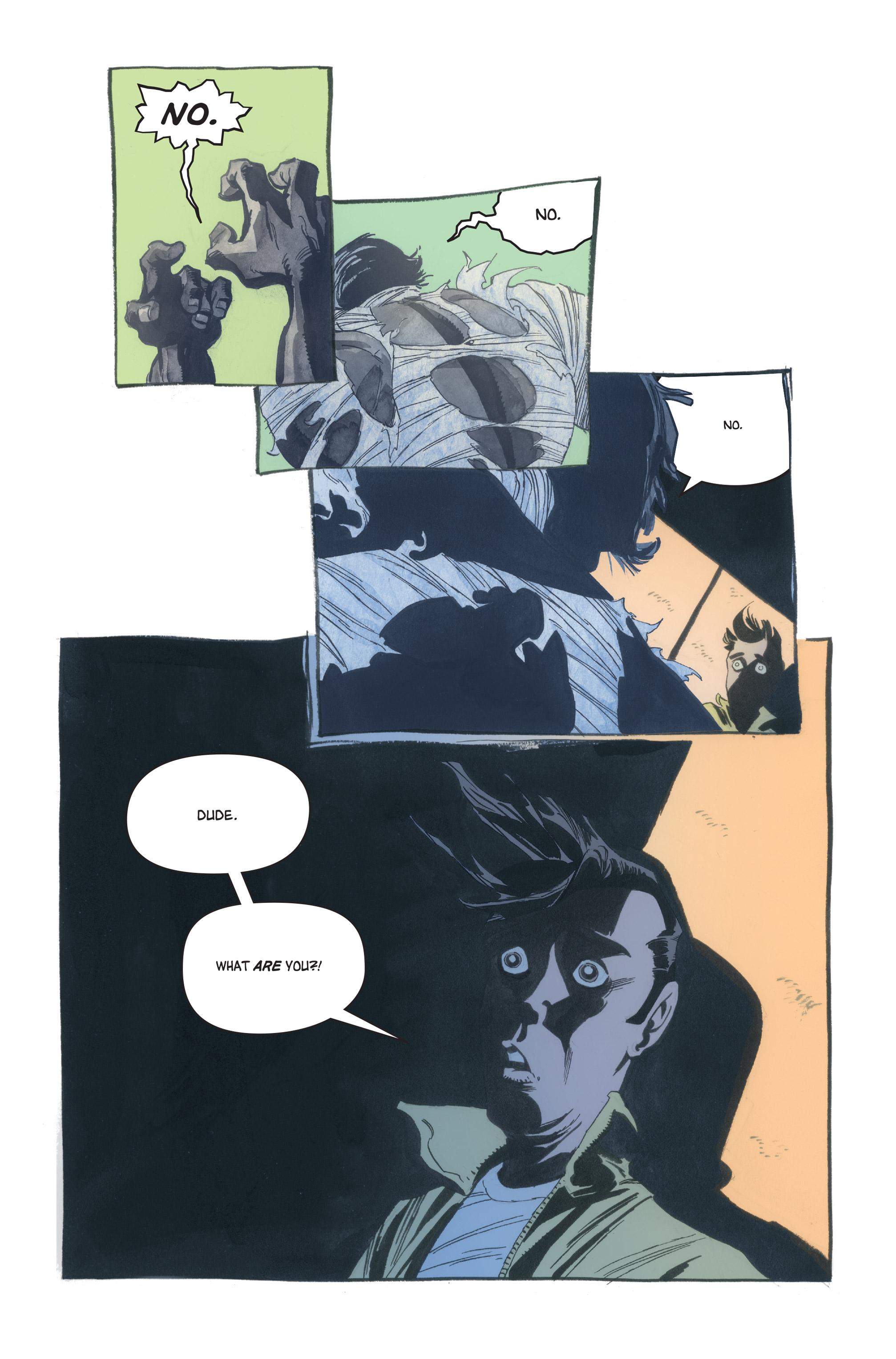 Read online Hulk: Gray comic -  Issue #1 - 13