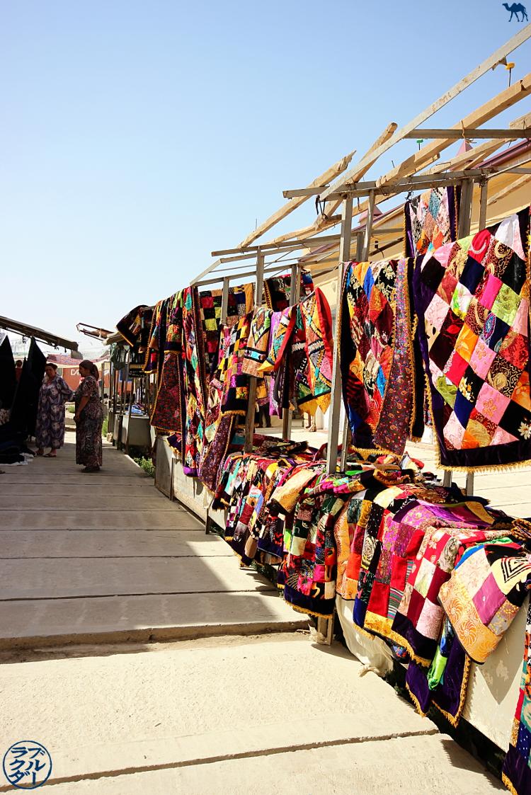 Le Chameau Bleu - Blog Voyage Ouzbékistan - Marché d'Urgut Ouzbékistan