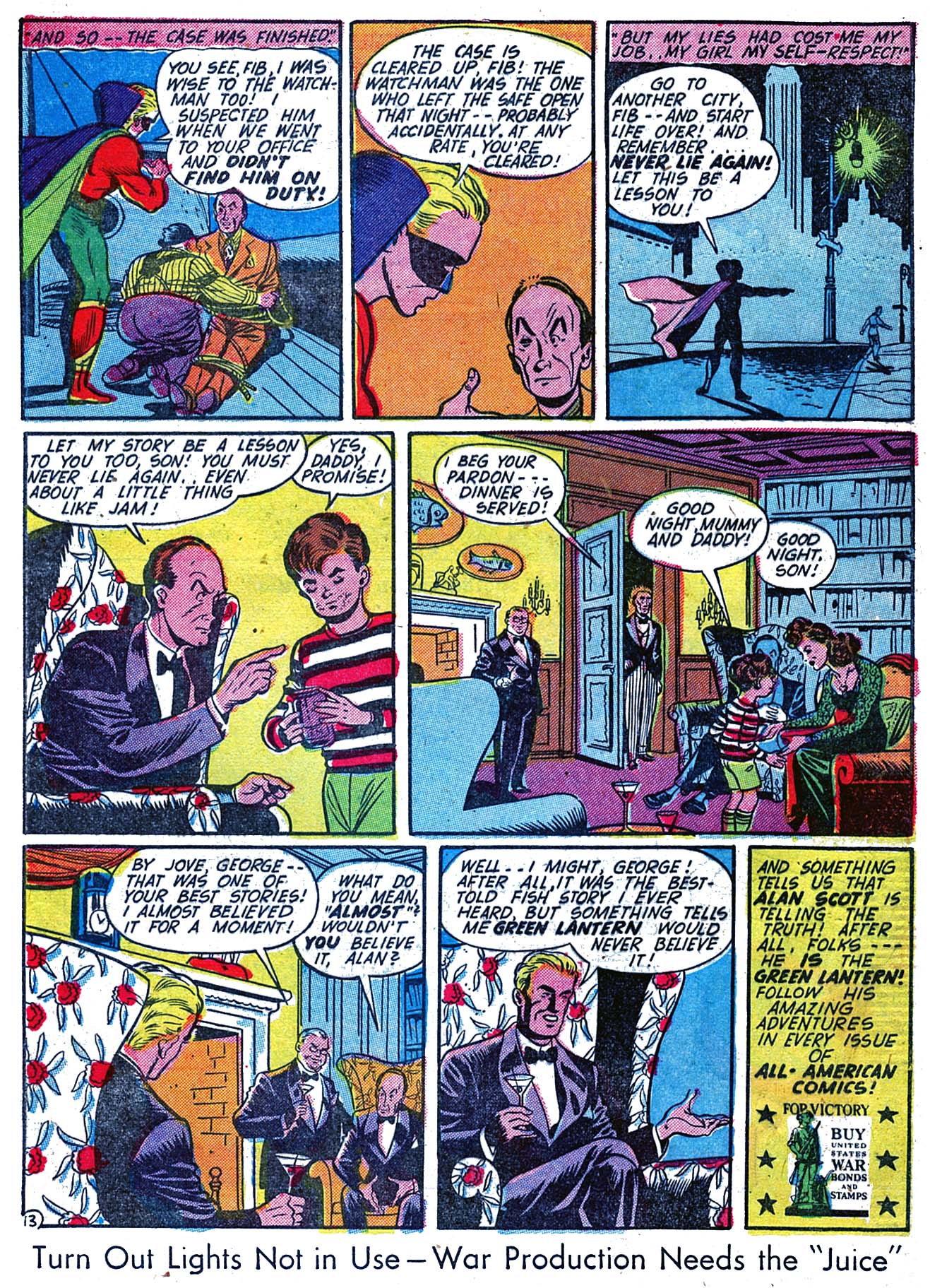 Read online All-American Comics (1939) comic -  Issue #59 - 15