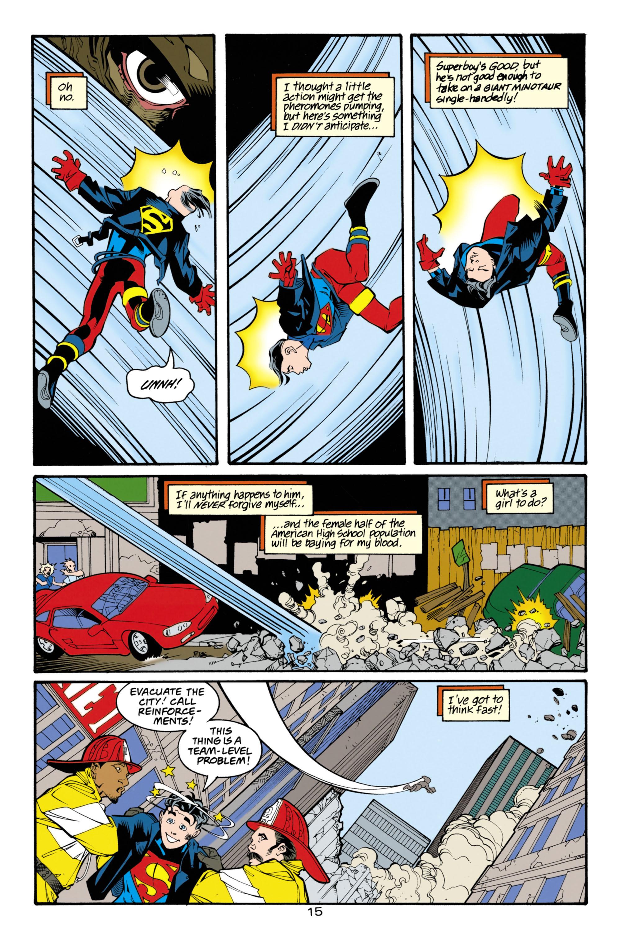 Read online Wonder Woman (1987) comic -  Issue #153 - 15