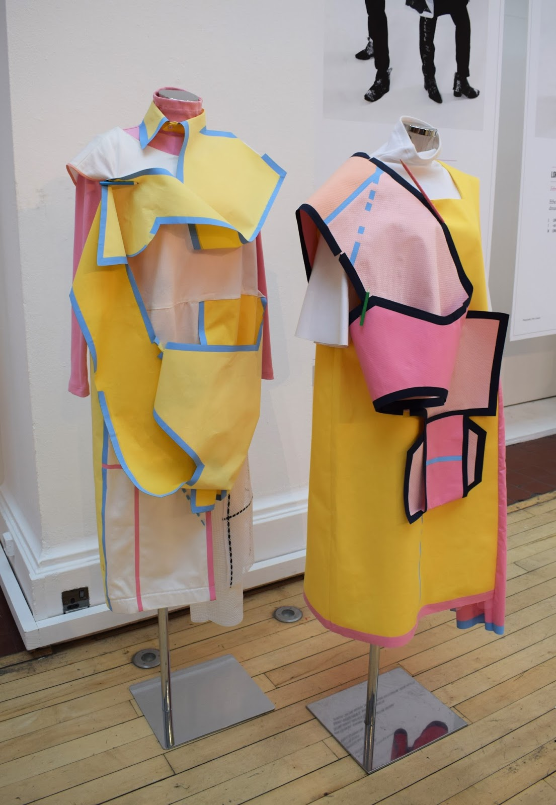 top 5 from ECA degree show 2016, costume design edinburgh college of art, young designers UK, fashion graduate