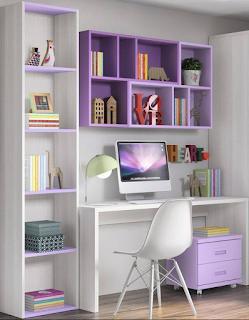 escritorio oficina casera