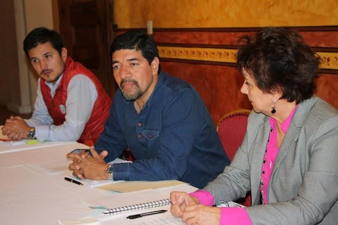 PRESIDENTE DE SCLC Y FUNCIONARIOS MUNICIPALES SE INTEGRAN AL COMITÉ DE PUEBLOS MÁGICOS