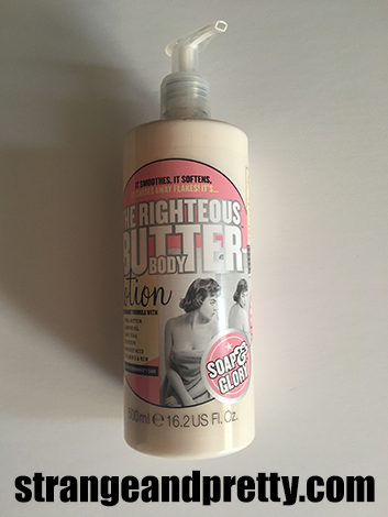 Soap And Glory The Righteous Butter Body Lotion