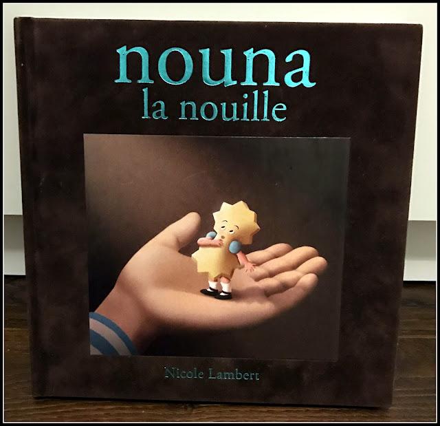 couverture livre Nouna la nouille