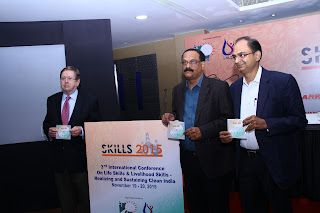 SKILLS 2015 International Conference to address skills needed for achieving and sustaining a Clean India