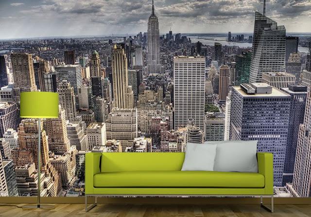 Fondtapet vardagsrum tapet new york fondtapet vardagsrumtapet