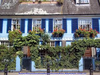 Casas estilo victoriano en Portobello Road