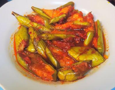 resep makanan terong goreng spesial sambal balado