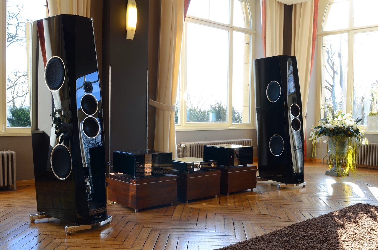 Wizard High End Audio Blog Setup Tidal Agoria In Belgium
