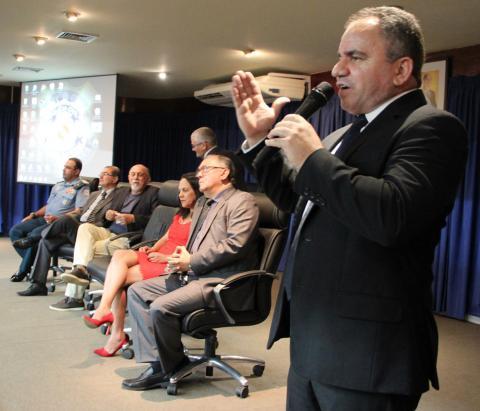 Governo reforça segurança com mais 141 novos delegados de Polícia Civil