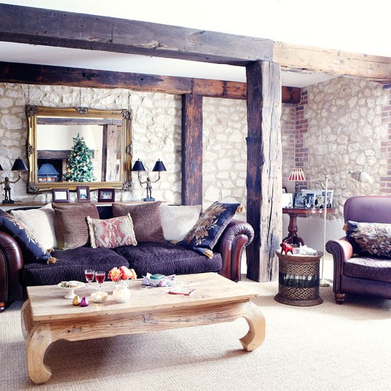 Nice Country Living Room