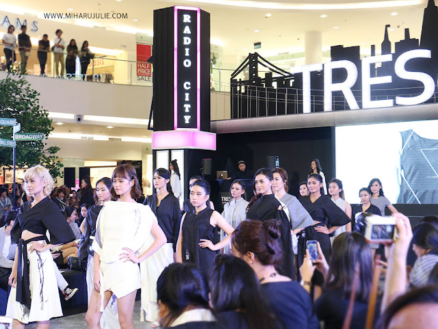 TRESemme Gelar Fashion Show