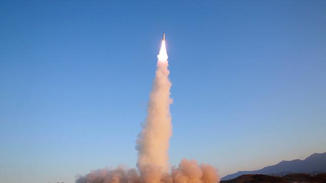 Corea del Norte moderniza un misil para alcanzar el territorio continental de EE.UU.