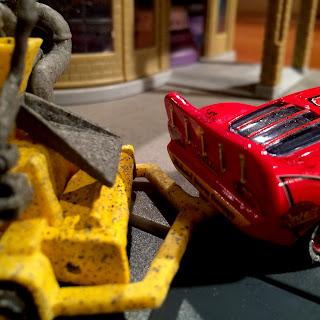 cars bessie diecast