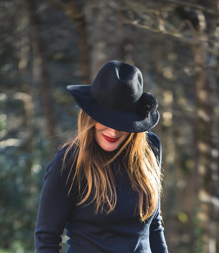 Batela, Jersey marinero,  Lucía Díez, es cuestión de estilo, personal shopper, San sebastián, Look sencillo, Look 2018