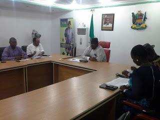 , Bayelsa State Governor, Seriaki Dickson's Media Chat For NDU And African University Yenagoa, Latest Nigeria News, Daily Devotionals & Celebrity Gossips - Chidispalace