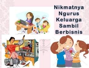 usaha ibu rumah tangga