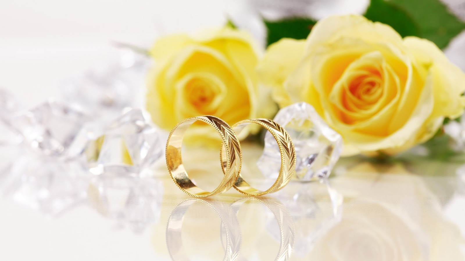 Halo Wedding Rings
