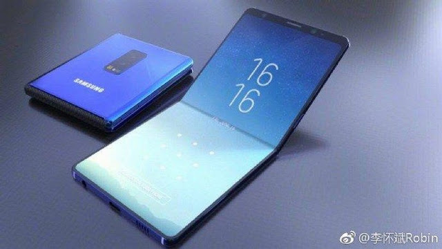 Samsung testing 2 foldable smartphone prototypes with specialized version of Android designed by Google