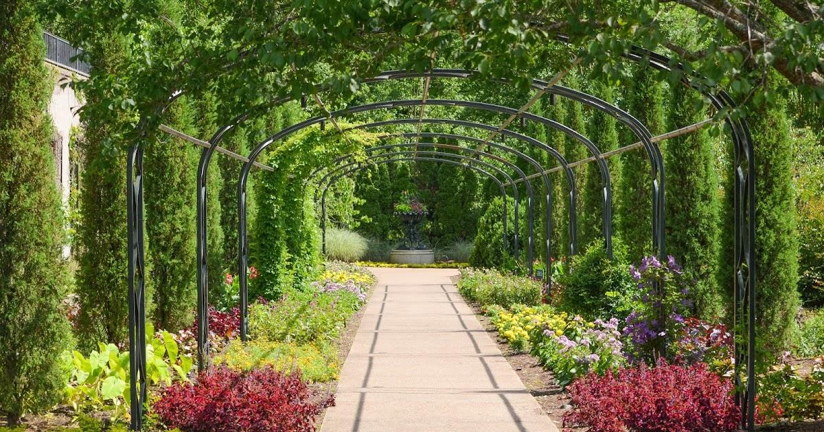 Carol Mattingly Photography: Bradford Robertson Color Garden, Cheekwood