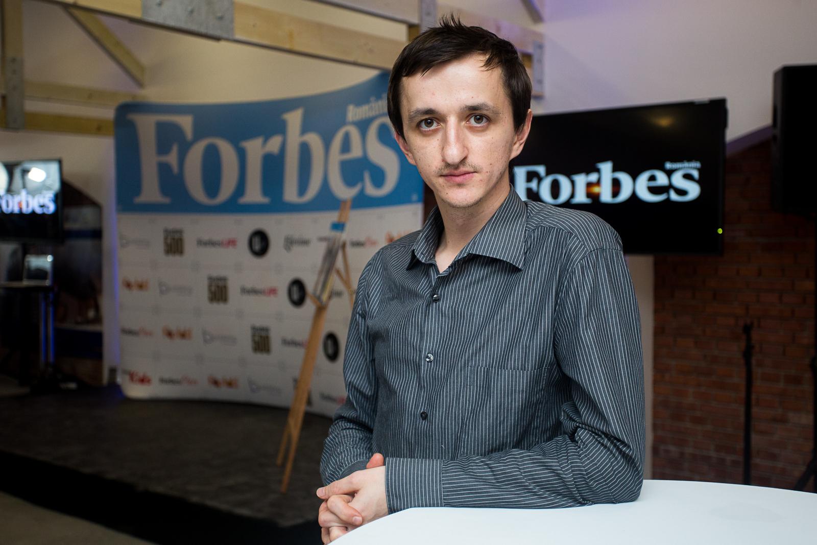 Gala Forbes 30 sub 30 2016 - Silviu Pal Blog