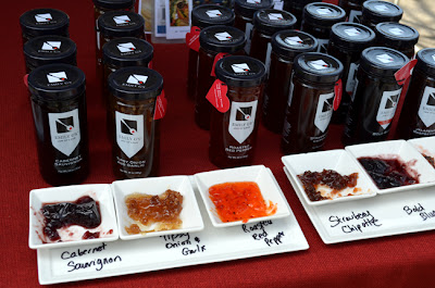 Jams at the Green Market in Piedmont Park
