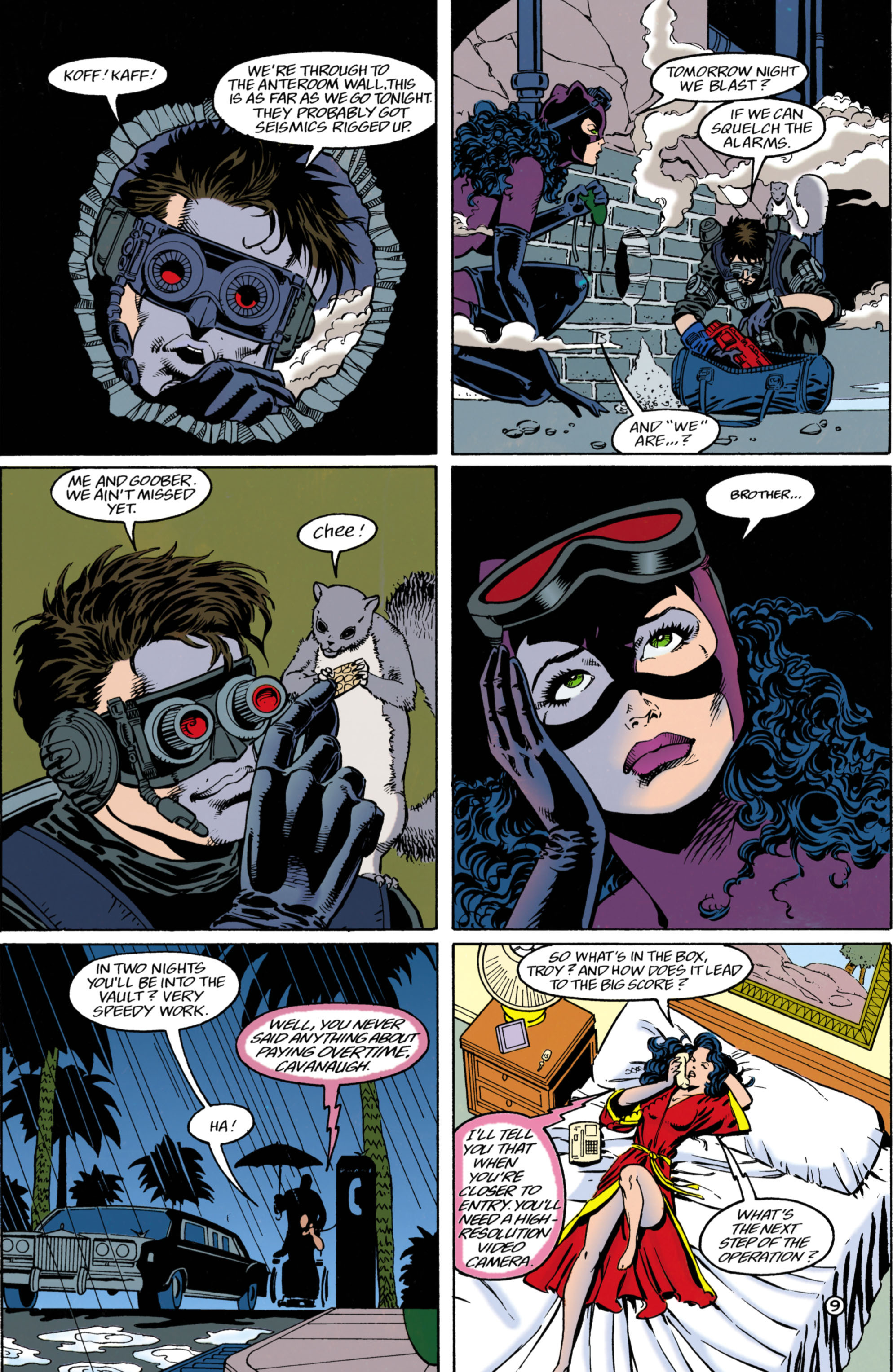 Catwoman (1993) Issue #29 #34 - English 10