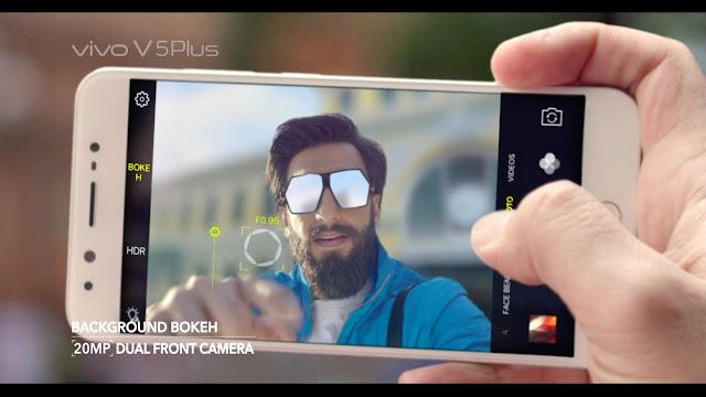 Cara Setting kamera Vivo V5, V5s dan V5 Plus