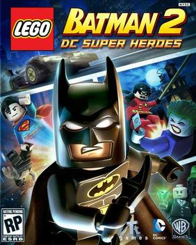 Save Game 100% LEGO Batman 2 DC Super Heroes