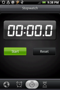 ANDROID SEGMENT: Android Timer Example