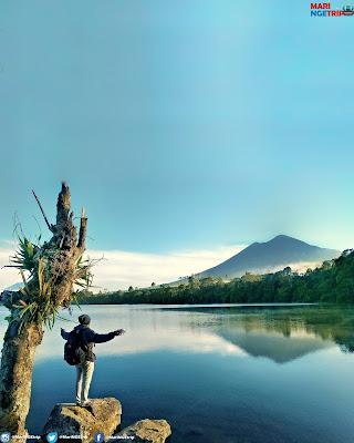 Danau Pauh Jambi Mari NGEtrip