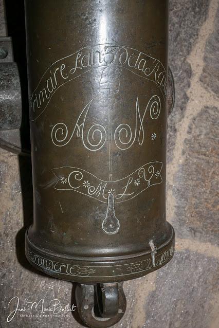 Obusier de 36, modèle1787 - Musée  de la marine de Brest