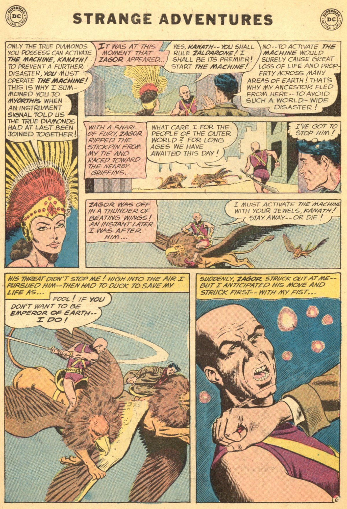Strange Adventures (1950) issue 243 - Page 30