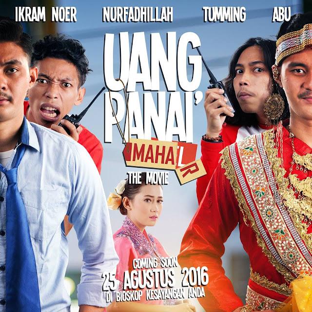 Soundtrack Dalam Film Uang Panai' MAHAR(L)