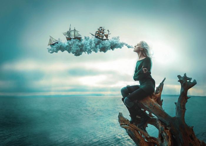 Сказочные образы. Nikole Kindra (фотограф)