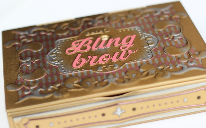 Benefit bling brow kit