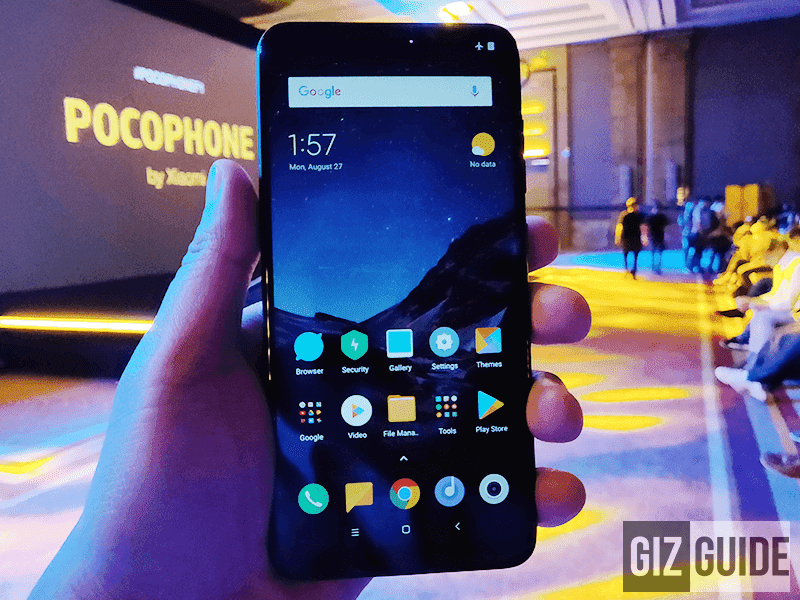 POCOPHONE F1 - 48,977 hits as of writing
