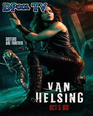 Van Helsing Serie Completa 1080p Dual Latino/Ingles MEGA