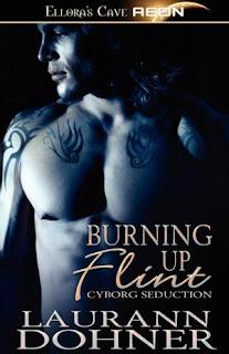 Burning up Flint – Laurann Dohner