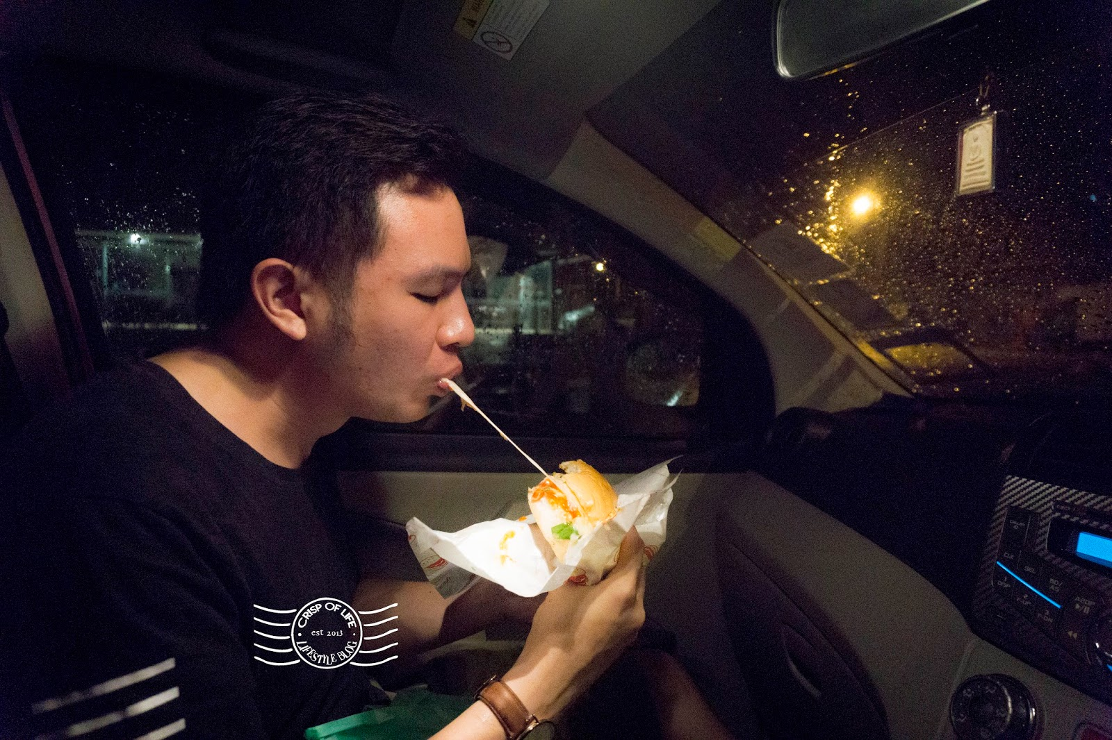 Street Grill Burger (Burger Bakar Penang) @ Sungai Pinang, Penang
