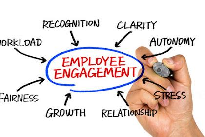 Keterikatan Karyawan (Employee Engagement)