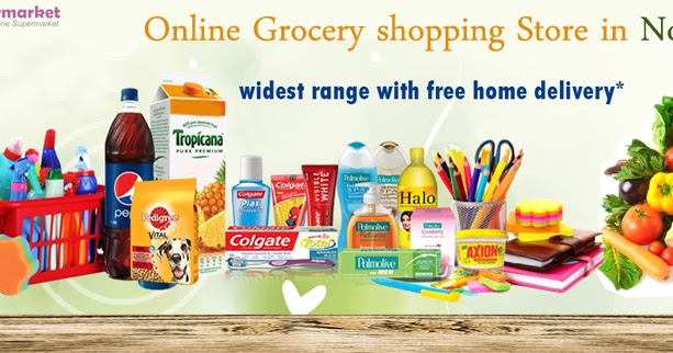 Best Online Grocery Shopping And Online Grocery Store In