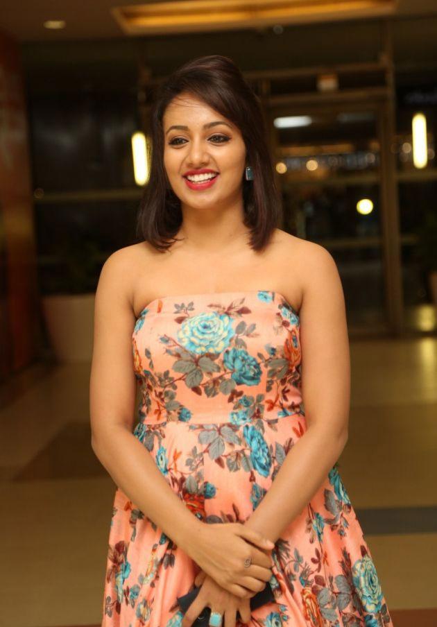 Actress TejaswiniMadivada Latest Images