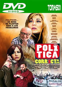 Política correcta (2015) DVDRip