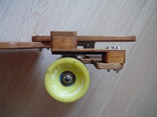 Longboard Brake - CruiseBrake