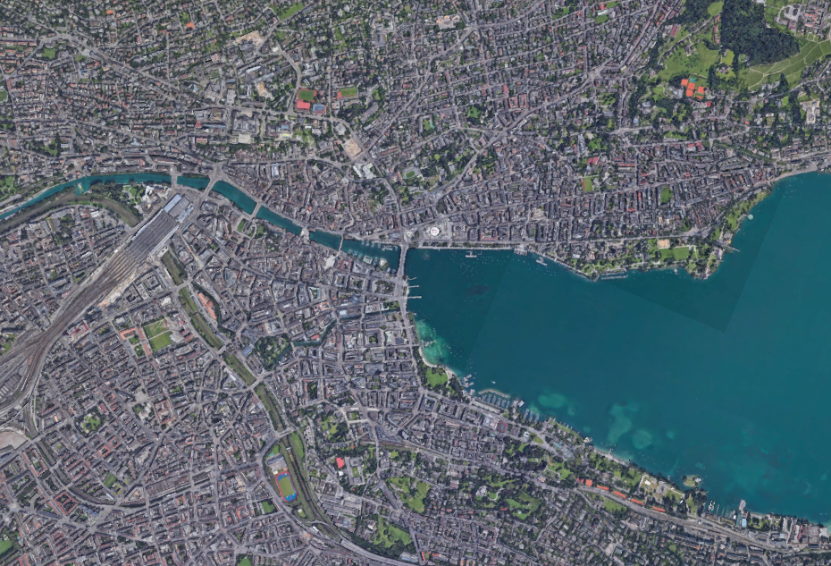 Blog-Voyage-Zurich-Vue-Aerienne laquotidiennedele