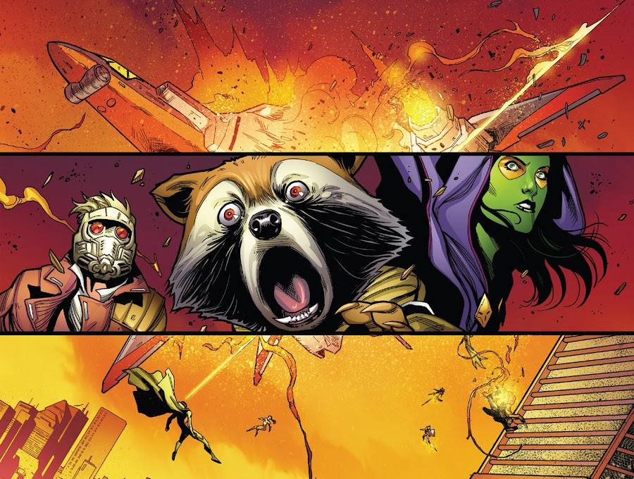 rocket raccoon guardians of the galaxy