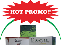 Promo Produk Harga WMP, Dtozym dan CMP