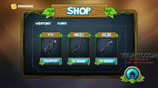 Hack Zombies Killer mod full tiền cho Android Zombies_Killer_1-768x432